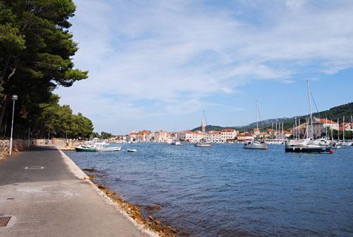 Letem světem: Chorvatsko - Ostrov HVAR, městečko Stari Grad